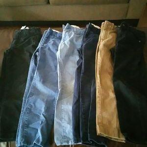 Bundle of boy' pants (jcrew,old Navy,gap,children'